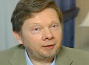 Eckhart Tolle on Negative Thinking: The Ego's Trap