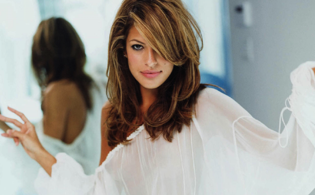 Why Eva Mendes Meditates