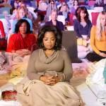 How Oprah Handles Stress