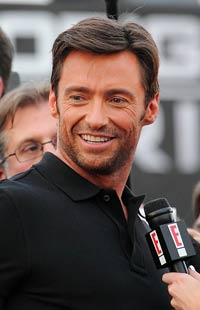 Hugh Jackman Talks TM with Howard Stern (Audio)