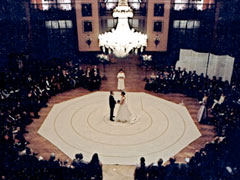 labyrinth wedding