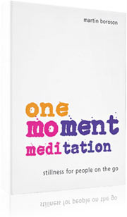 One-Moment Meditation book cover