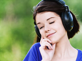 Binaural Beats for Self-Confidence