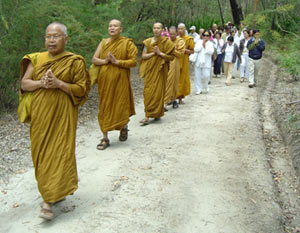 Australia: Wat Buddha Dhamma Meditation Retreat