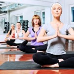 Meditation Goes Back to the Yoga Mat