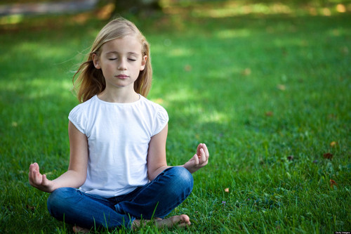 Meditation and ADHD kids