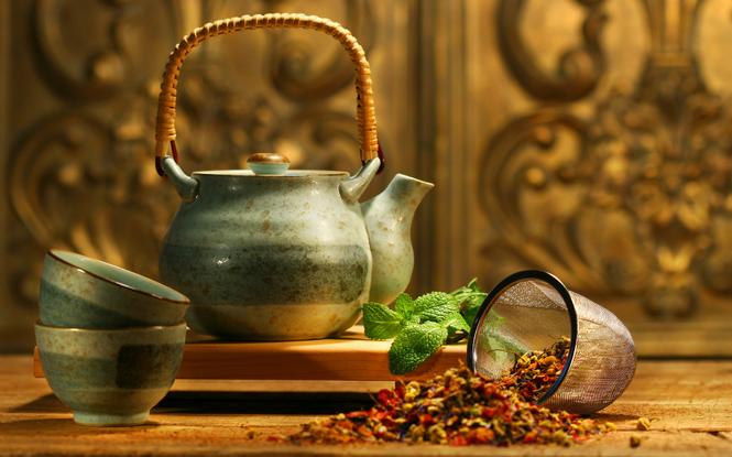 tea meditation