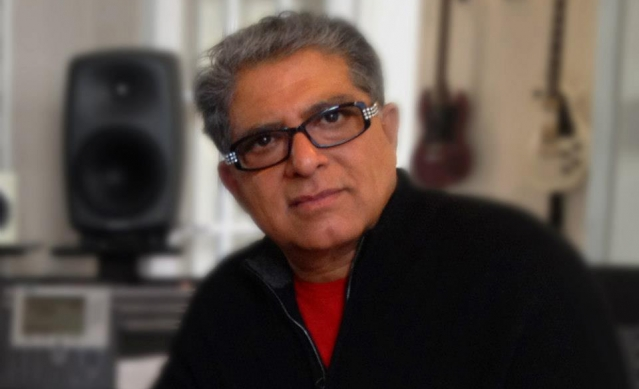 """What is a joke?"" with Deepak Chopra"
