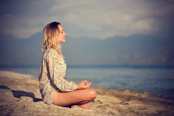 In the Zone: How to Meditate