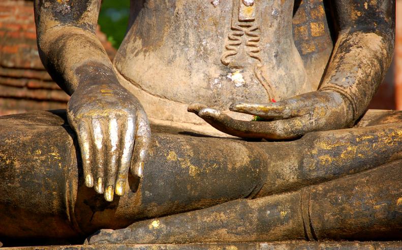 Vipassana meditation experience