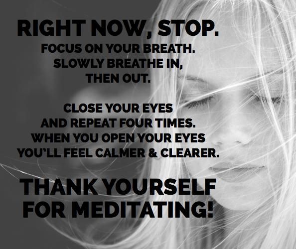 lil meditation pic