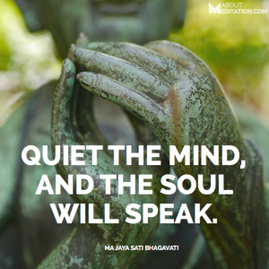 Meditation Quotes - soul