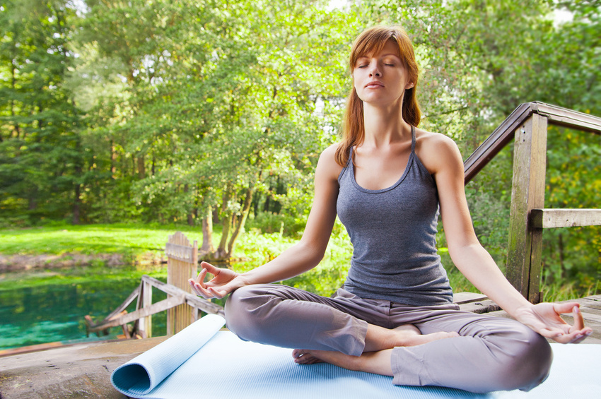 Meditation For Health & Vitality