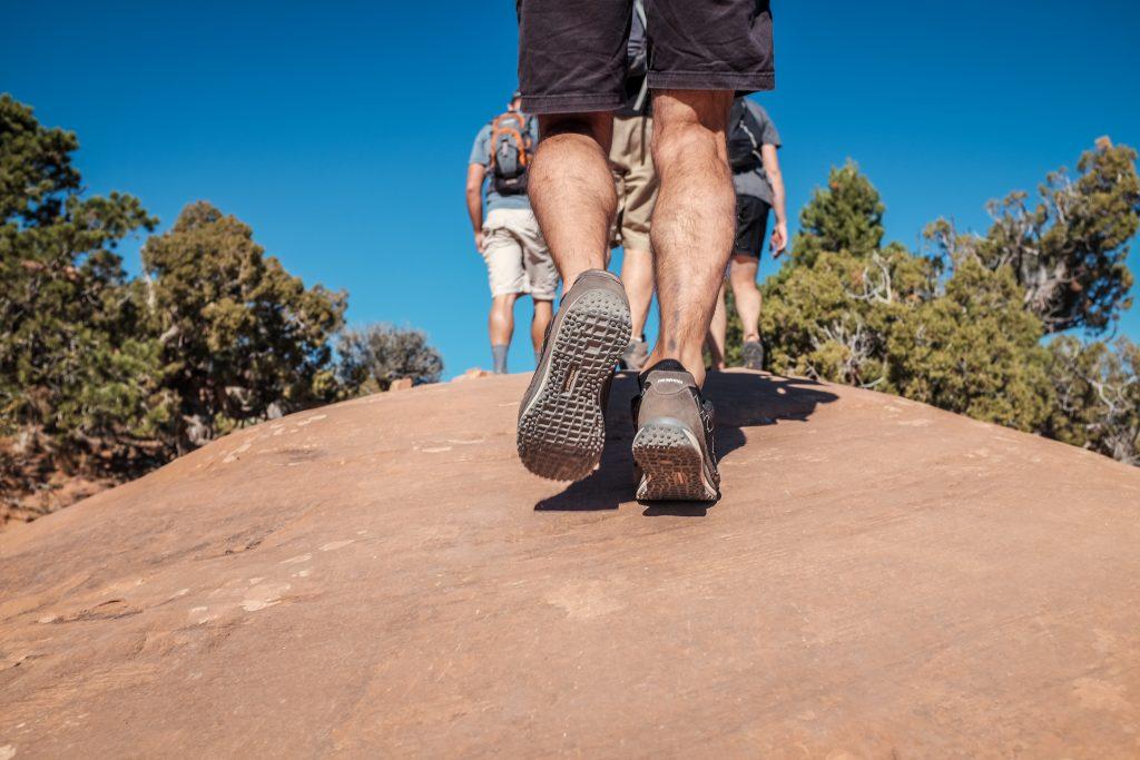 Hiking Mantra Meditation Experience