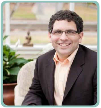 Meditation teacher Jeff Carreira