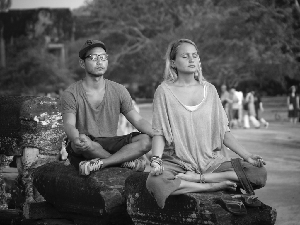 Struggling in meditation tips