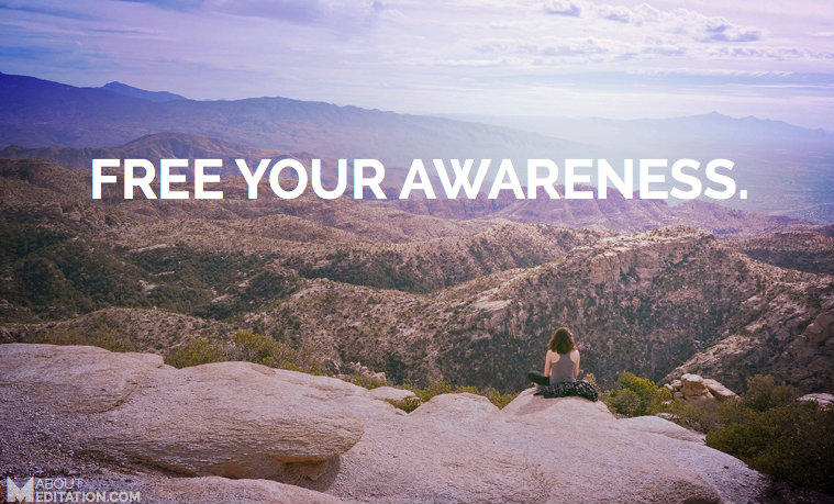 How to free your awareness - photo by Tom Hart
