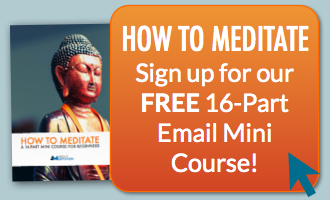 Sign up for free email meditation course