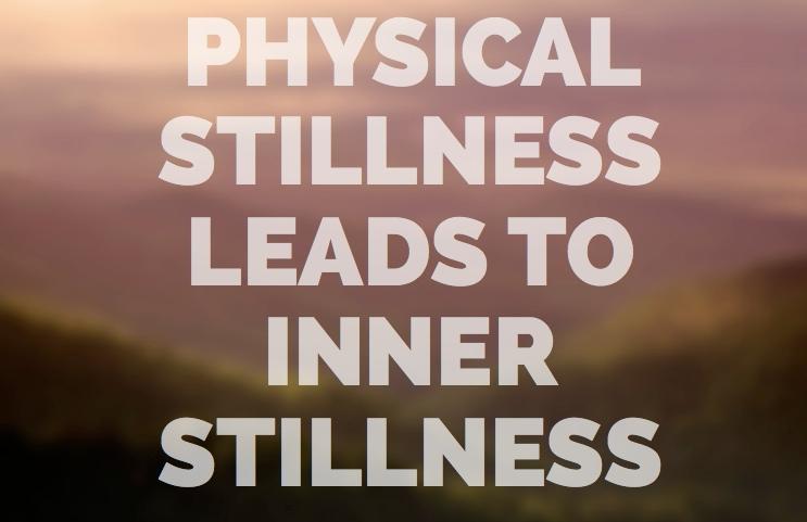How to meditate properly - inner stillness