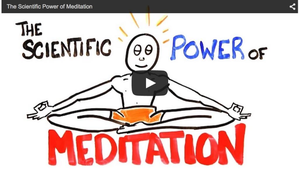 scientific power of meditation