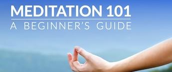 Meditation beginners guide