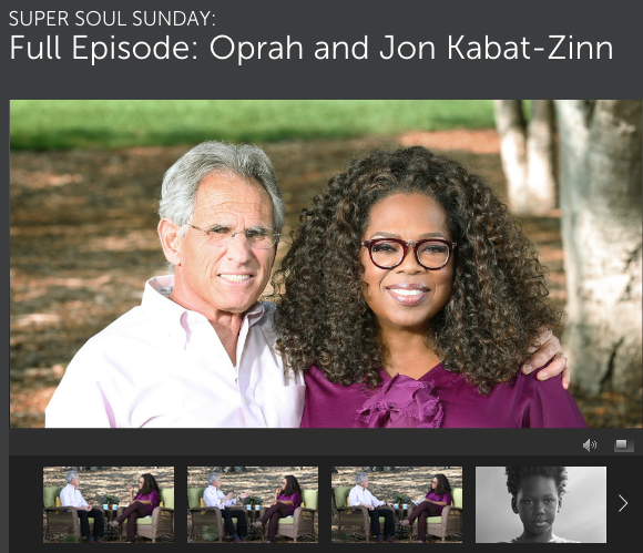 (Video) An Introduction to Mindfulness Based Stress Reduction (MBSR) with Jon Kabat-Zinn