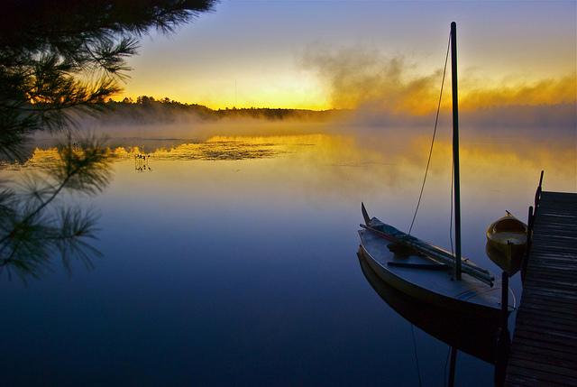 stillness in meditation