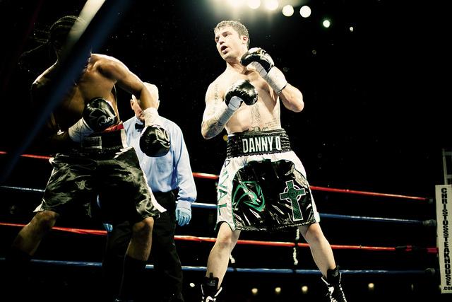 danny oconnor boxing