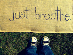 start your meditation with this breathing exercise