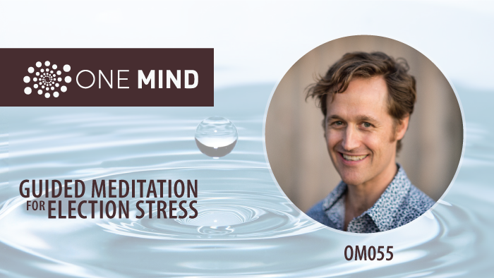 guided meditation for election stress