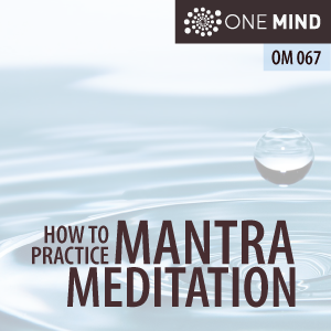 OM067: How To Practice Mantra Meditation