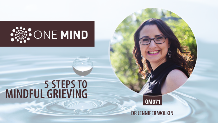 5 steps to mindful grieving