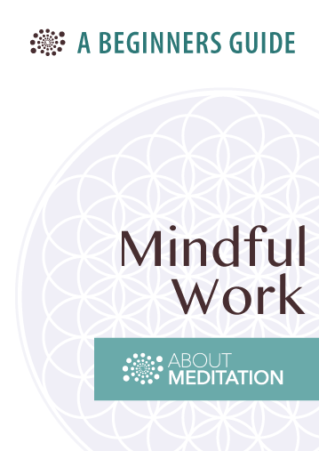 meditation guide for the office and work