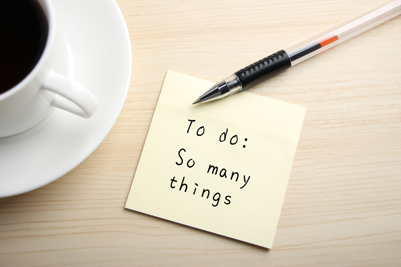 Your Mindful To-Do List
