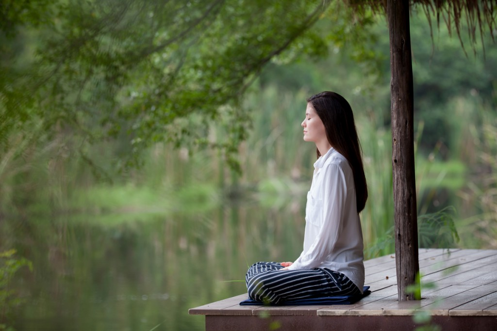 The Best Way to Celebrate National Meditation Month