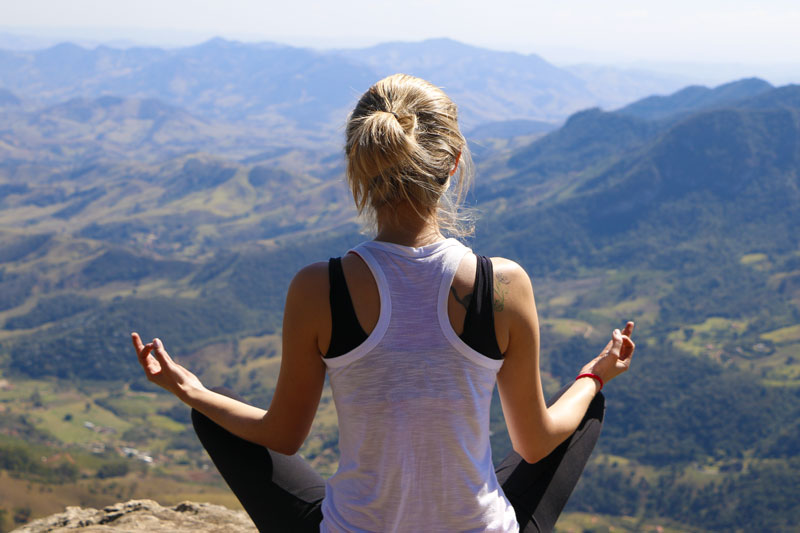 """Common Meditation Myths: What's the """"Right"""" Way to Meditate?"""