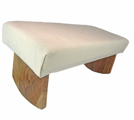 Acacia Meditation Bench