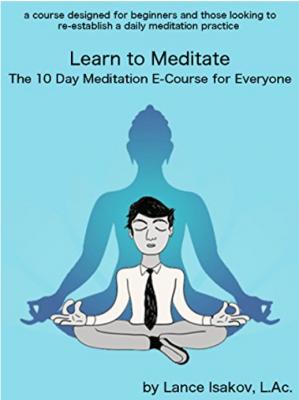 Meditate Everyone!