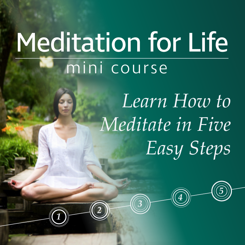 Meditation for Life Course