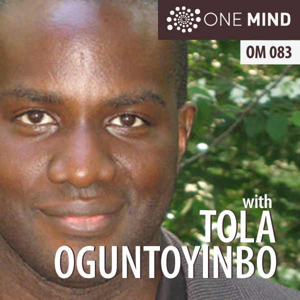 OM083: Exploring the Intersection of Art and Meditation with Tola Oguntoyinbo