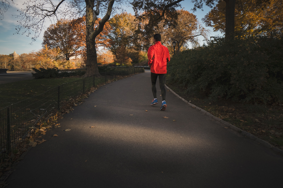 How Stable Is Your Confidence? Exploring Running, Money, and Stillness