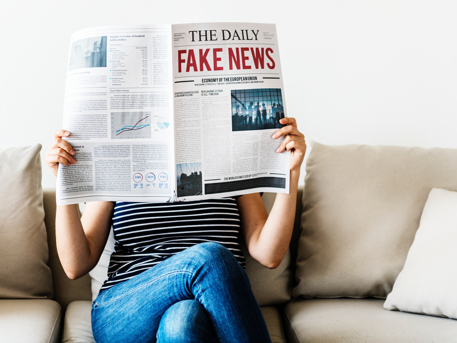 How To Mindfully Read The News