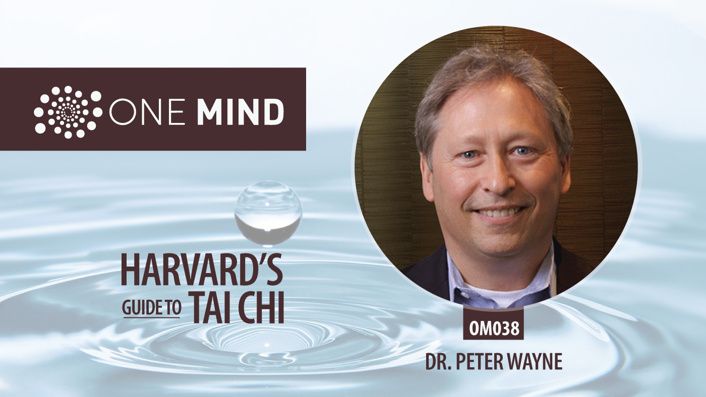 Dr. Peter Wayne Tai Chi Harvard Medical School