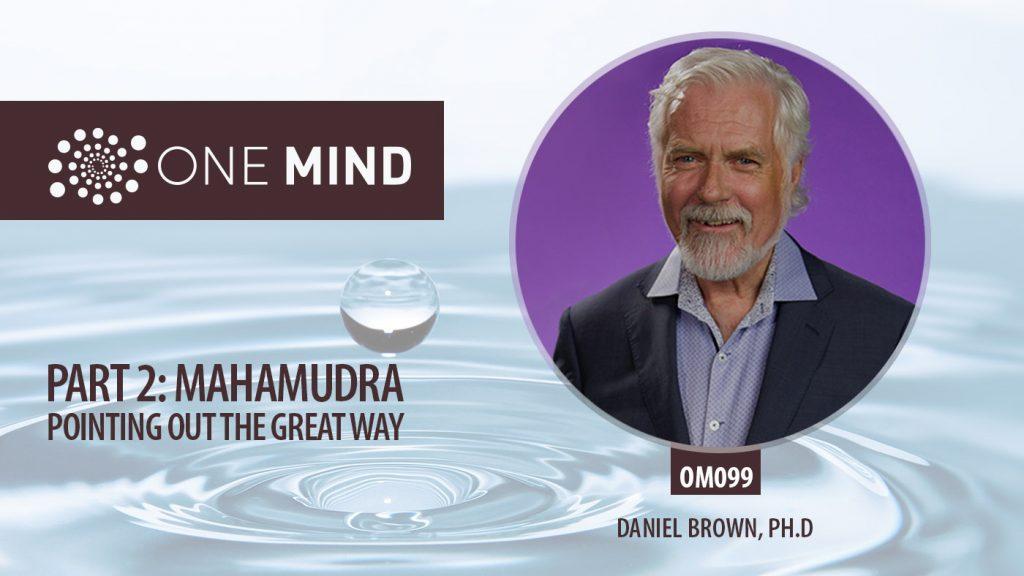 Dr. Dan Brown Mahamudra